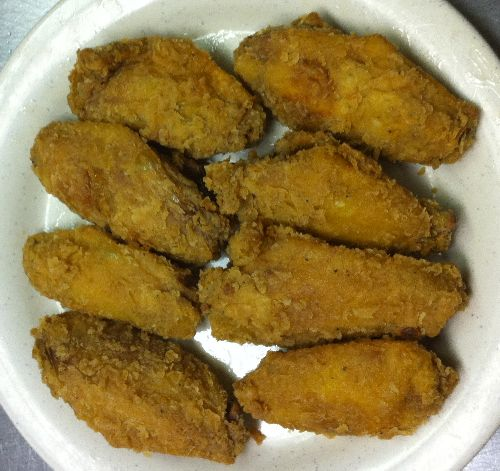 Free--Chicken Wings (6) - Click Image to Close